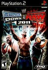 WWE SmackDown vs. Raw 2011 (Sony PlayStation 2, 2010)