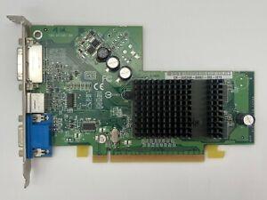 ATI Radeon X300 SE 128MB DVI VGA TV-Out PCI-E PCI-E Video Card UC996 CN-0UC996