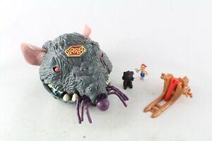 Mighty Max Traps Rattus Doom Zone Playset Complete