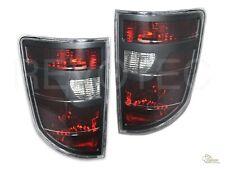 Black Tail Lights 1 Pair For 2006 2007 2008 Honda Ridgeline
