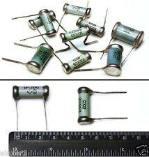 14x  RARE!!!  0.01uF 600V 10% Russian PIO Capacitors KBG