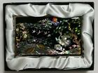 Mother Of Pearl Business  Credit Card Case New