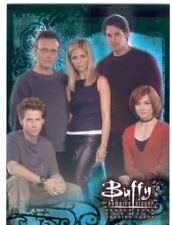 Buffy TVS Season 4 Promo  SD2000  (San Diego 2000 Comic Con)