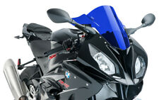Blue Racing Windscreen Puig 7564A For 15-16 BMW S1000RR