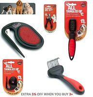 Mikki Professional Dog Cat Coat Care Grooming Matt Breaker Stripper Clippers