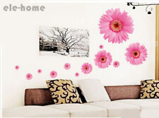 Home Decor Art Vinyl Chrysanthemum Mural Wall Decal Removable Sticker Bedroom EH