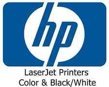 HP LaserJet Printer Service & Parts Manuals on DVD 2.5GB Hundreds of Models PDF