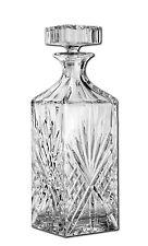 Decanter Whiskey Vintage Bottle Liquor Glass Bourbon Empty Porcelain Old Scotch