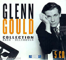 Glenn Gould. Collection. Bach & Beethoven (2011) Cofanetto 5 CD NUOVO SIGILLATO