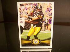 Rare Ben Roethlisberger Topps 2012 Card #170 Pittsburgh Steelers NFL Football