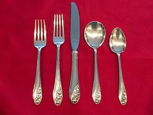 """Lily of the Valley by Gorham Sterling Silver Baked Potato Fork Custom 7 3//8/"""""""