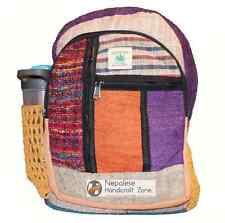 Pure Hemp 100% THC Free Backpack