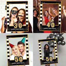 Property Party Supplies Photograph Paper Props Photo Booth Diy Anniversary