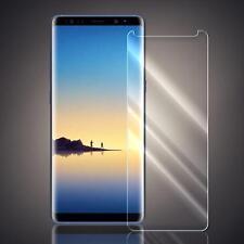 Cristal blindado diapositiva para Samsung Galaxy Note 8 real vidrio láminas protectoras de pantalla 9h