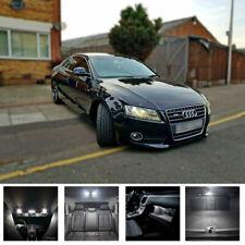 For Audi A5 S5 Interior LED Bulb XENON WHITE LED Canbus Light Error Free