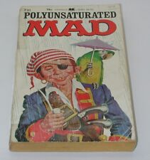 Polyunsaturated Mad Signet Book