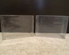 Box Protectors for Snes and Nes Classic Edition Mini (2 pack Bundle)