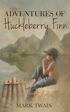 The Adventures of Huckleberry Finn by Mark Twain - Electronic Book