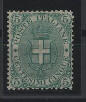 G129357/ ITALY / SASSONE # 59 MINT MH – CV 375 $