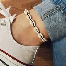 New Delicate Foot Rope Chain Li Trendy Sea Shell Anklet Jewelry Retro Gift