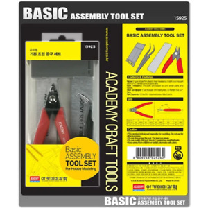 Academy 15925 Basic Assembly Tool Set