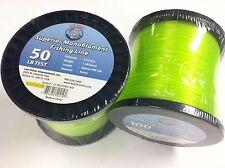 JOY FISH PREMIUM MONOFILAMENT - 1/4 # SPOOL - FISHING LINE - BULK