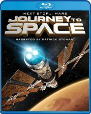 PRE RELEASE: Imax: Journey To Space (P Stewart) Region A BLURAY - Sealed 7.6.16