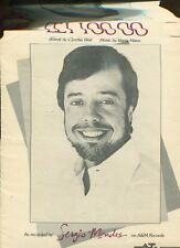 Never Gonna Let You Go  Sergio Mendes   Cynthia Weil Sheet Music