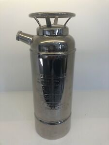 Authentic Models CS002 Fire Extinguisher Cocktail Shaker