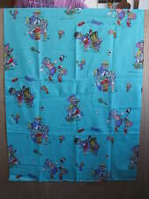 orig.  alter vintage Stoff fabric 90er Jahre Design Tom & Jerry Meterware