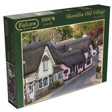 Shanklin Old Village Pub 1000 Pieces Falcon Jumbo De Luxe Jigsaw Puzzle 11083