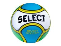 Select Beachsoccer Ball Gr.5 Strand Fun Freizeit Fußball Teamsport