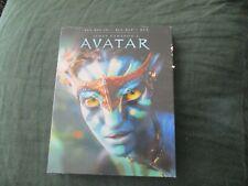 "COFFRET BLU-RAY 3D + DVD ""AVATAR"" Sam WORTHINGTON / de James CAMERON"