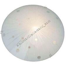 Brilliant Deckenleuchte Karda Metall weiß E27 max. 60W Wandleuchte Leuchte Lampe