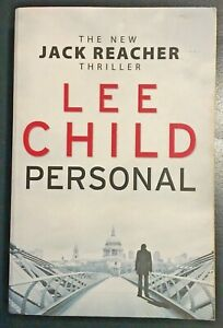 Personal by Lee Child - a Jack Reacher crime thriller