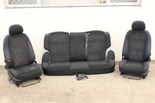 GENUINE GM VZ STATION WAGON FRONT & REAR SEATS - ANTHRACITE - VY VT VX EXECUTIVE