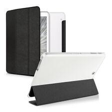 Kwmobile Smart Cover para Samsung Galaxy Tab s2 9.7 negro protección piel sintética