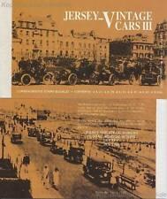 JERSEY - 1999 MARKENHEFT 12 - OLDTIMER VINTAGE CARS **