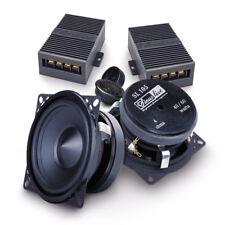 """10CM 4 """" 2-Wege System Auto 3 15/16In Bass Tweeter Soft sinuslive SL-105"""