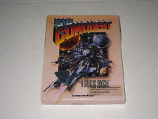 Space Conquest: A Galactic Odyssey (PC, IBM, 1989) Rare Vintage Game