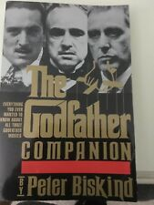 The Godfather Companion by Peter Biskind - Paperback