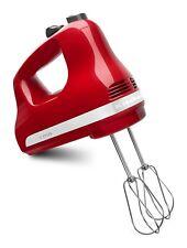 KitchenAid Ultra Power™ 3 Speed Hand Mixer - KHM312ER New Brand RED