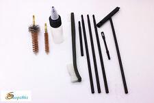 .30cal 7.62mm rifle Gun Cleaning Kit Rifle Cleaning Kit Hunting Gun Brush New