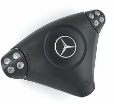 Mercedes Benz C Class SLK CLC AMG W203 R171 drivers steering wheel airbag.    6C
