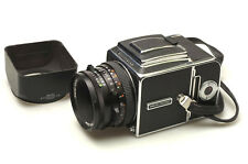 Hasselblad 500 C/M + Carl Zeiss Planar T * 80 mm f2.8 CF