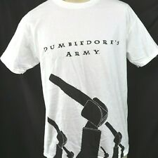 Lego Harry Potter Dumbledore's Army SDCC L T-Shirt Large Mens Game Promo 2011
