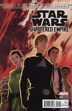 JOURNEY TO STAR WARS THE FORCE AWAKENS: SHATTERED EMPIRE #2 Comics 1:25 VARIANT!