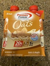 Premier Protein 20g Protein with Oats Shake, Oats and Maple (11 fl. oz., 8 pk.)