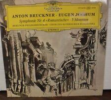 Anton Bruckner Eugene Jochum Symphonie Nr 4 Romantische 5 Motetten    030318LLE