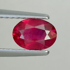 0.77 cts  UNIQUE NICE BEST GRADE NATURAL SONGZIA SAPPHIRE - Oval  1234